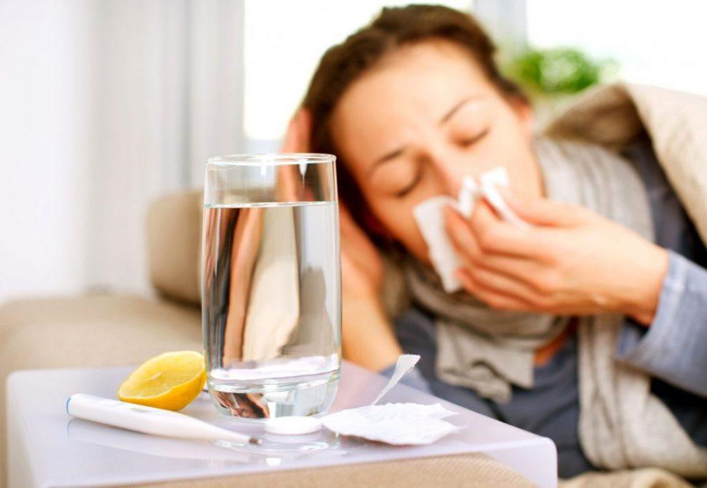 Грип в Україні: За минулий тиждень на грип та ГРВІ захворіли 164 826 осіб