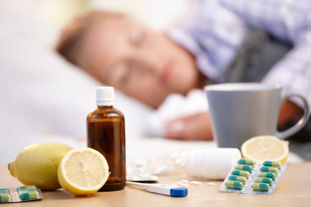Грип в Україні: Влада Києва повідомила про понад 14 тисяч випадків грипу та ГРВІ за тиждень