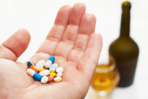 взаимодействие лекарств и алкоголя