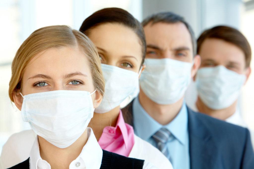 Хирургическая маска