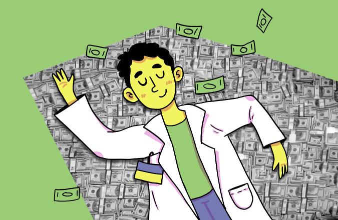 зарплата зарплата врачей