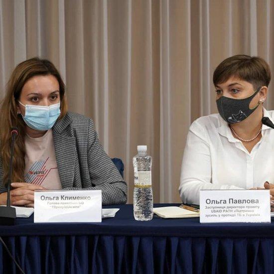 Актуальные вопросы борьбы с туберкулезом